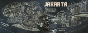 A Slice of Jakarta, Indonesia
