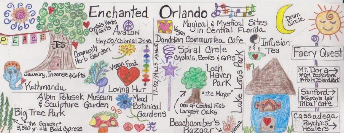 Enchanted Orlando, Florida