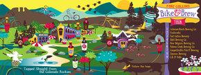 Fort Collins, Colorado Bike & Brew Tour