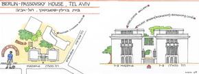 Berlin-Passovsky House, Tel Aviv, Israel