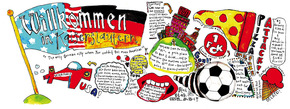 Willkommen in Kaiserslautern, Germany!
