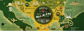 Around the Balkans in Forty Days