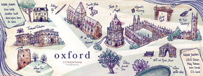 Literature & Nature in Oxford, England