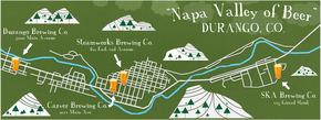 Napa Valley of Beer, Durango, CO.