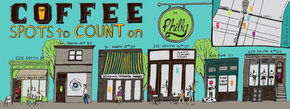 Coffee Shops to Count on in Philly