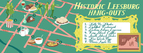 Historical Hang-Outs in Leesburg, Virginia
