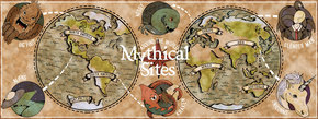 Mythical Sites Around The World