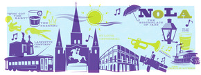The Big Easy: New Orleans, Louisiana