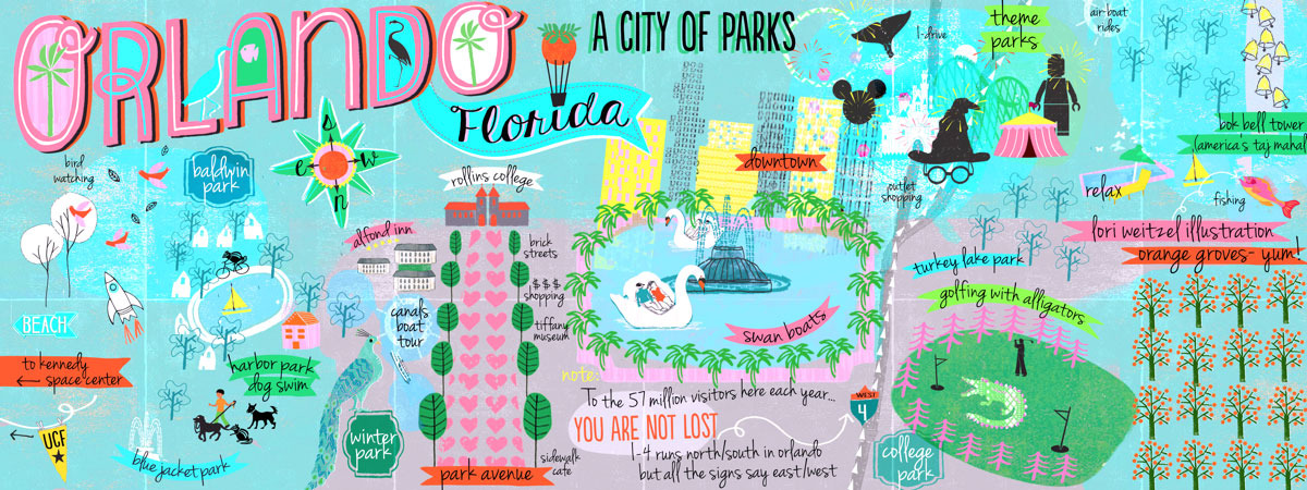 Orlando, Florida: Beyond the Mouse