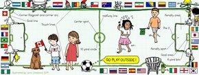 Go Play Outside: Soccer Field Map
