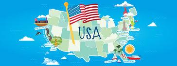 USA: East vs West