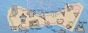 Pier 39 in San Francisco, California
