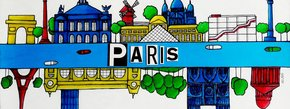 Paris, d'une rive à l'autre