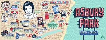 I Heart Asbury Park, New Jersey!